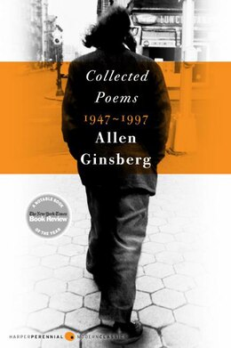 Book Collected Poems 1947-1997 by Allen Ginsberg