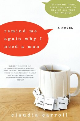 Book Remind Me Again Why I Need A Man: A Novel by Claudia Carroll