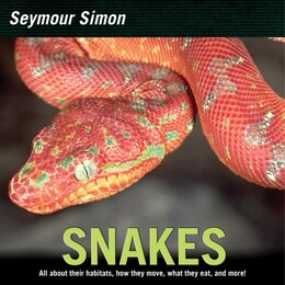 Book Snakes by Seymour Simon