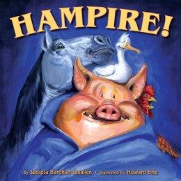 Book Hampire! by Sudipta Bardhan-quallen