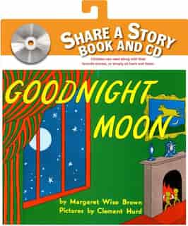 Goodnight Moon Book And Cd by Margaret Wise Brown