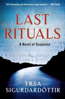 Book Last Rituals: A Novel of Suspense by Yrsa Sigurdardottir