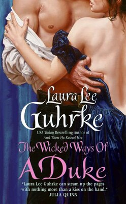 Book The Wicked Ways Of A Duke by Laura Lee Guhrke