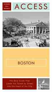 Access Boston 8e by Richard Saul Wurman