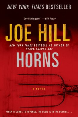 Book Horns: A Novel by Joe Hill