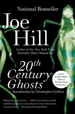 Book 20th Century Ghosts by Joe Hill
