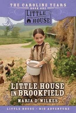 Book Little House in Brookfield by Maria D. Wilkes