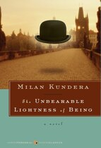 Book The Unbearable Lightness Of Being: A Novel by Milan Kundera