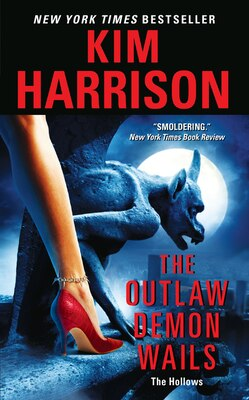 Book The Outlaw Demon Wails by Kim Harrison