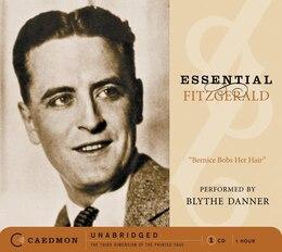Book Essential Fitzgerald Cd: Berniece Bobs Her Hair by F. Scott Fitzgerald