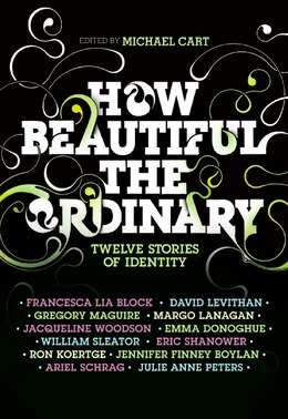Book How Beautiful The Ordinary: Twelve Stories of Identity by Michael Cart