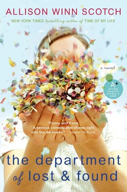 Book The Department Of Lost & Found: A Novel by Allison Winn Scotch