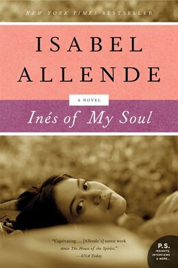 Book Ines Of My Soul: A Novel by Isabel Allende