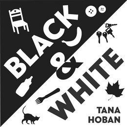 Book Black & White by Tana Hoban