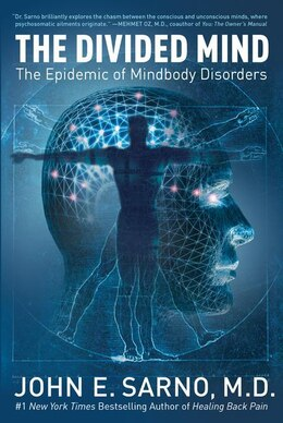 Book The Divided Mind: The Epidemic of Mindbody Disorders by John E. Sarno