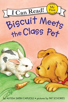 Book Biscuit Meets the Class Pet by Alyssa Satin Capucilli