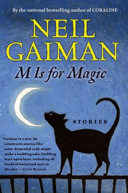 Book M Is for Magic by Neil Gaiman