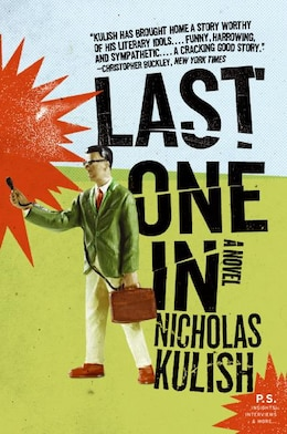 Book Last One In by Nicholas Kulish