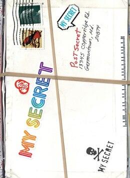 Book My Secret: A PostSecret Book by Frank Warren