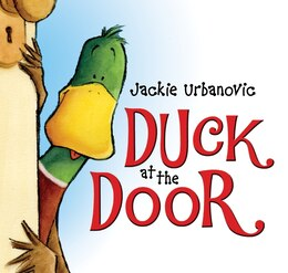 Book Duck at the Door by Jackie Urbanovic
