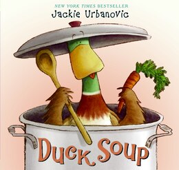 Book Duck Soup by Jackie Urbanovic