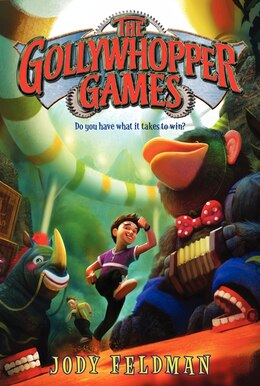 Book The Gollywhopper Games by Jody Feldman