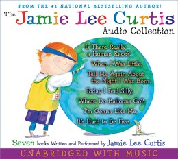 Book The Jamie Lee Curtis Cd Audio Collection: Is There Really a Human Race?, When I Was Little, Tell Me… by Jamie Lee Curtis