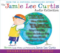 The Jamie Lee Curtis Cd Audio Collection: Is There Really a Human Race?, When I Was Little, Tell Me…