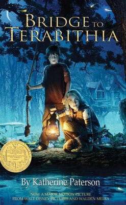 Book Bridge To Terabithia Movie Tie-in Edition by Katherine Paterson