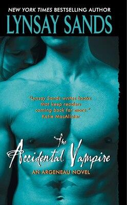 Book The Accidental Vampire: An Argeneau Novel by Lynsay Sands
