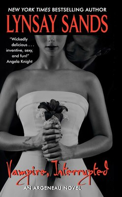 Book Vampire, Interrupted: An Argeneau Novel by Lynsay Sands