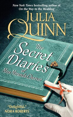 Book The Secret Diaries Of Miss Miranda Cheever by Julia Quinn