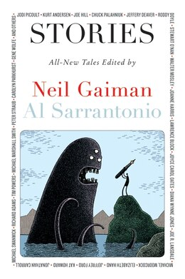Book Stories: All-New Tales by Neil Gaiman