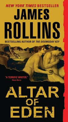 Book Altar of Eden by James Rollins