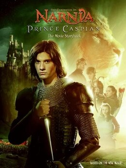 Book Prince Caspian: The Movie Storybook by Lana Jacobs