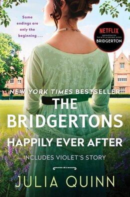 Book The Bridgertons: Happily Ever After: Happily Ever After by Julia Quinn