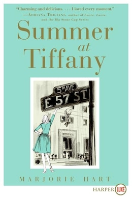 Book Summer At Tiffany by Marjorie Hart