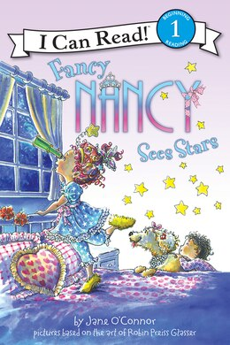 Book Fancy Nancy Sees Stars by Jane O'Connor