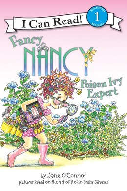 Book Fancy Nancy: Poison Ivy Expert: Poison Ivy Expert by Jane O'Connor