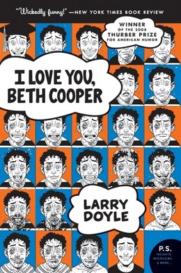 Book I Love You, Beth Cooper by Larry Doyle