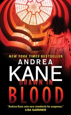 Book Drawn in Blood by Andrea Kane