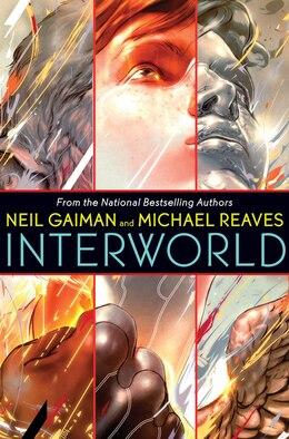 Book InterWorld by Neil Gaiman