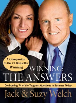 Book Winning: The Answers: Confronting 74 of the Toughest Questions in Business Today by Jack Welch