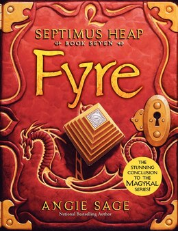 Book Septimus Heap, Book Seven: Fyre: Fyre by Angie Sage