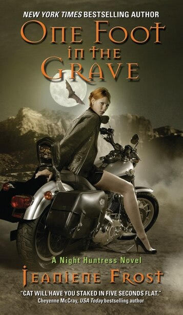 One Foot In The Grave: A Night Huntress Novel by Jeaniene Frost