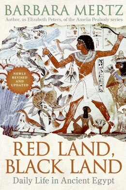 Book Red Land, Black Land: Daily Life in Ancient Egypt by Barbara Mertz