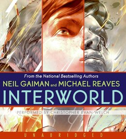 Book Interworld Cd by Neil Gaiman