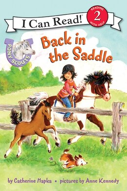Book Pony Scouts: Back In The Saddle: Back In The Saddle by Catherine Hapka