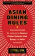 Asian Dining Rules: Essential Strategies for Eating Out at Japanese, Chinese, Southeast Asian, Korean, and Indian Resta by Steven A. Shaw