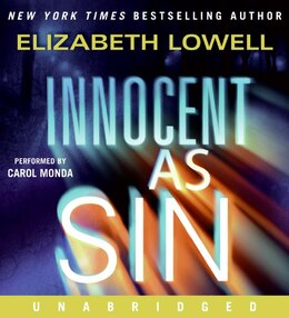 Book Innocent As Sin Cd by Elizabeth Lowell